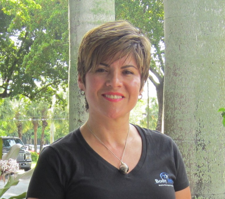 massage therapist coral gables