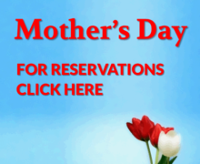 Mother's Day Mobile Massage Reservation