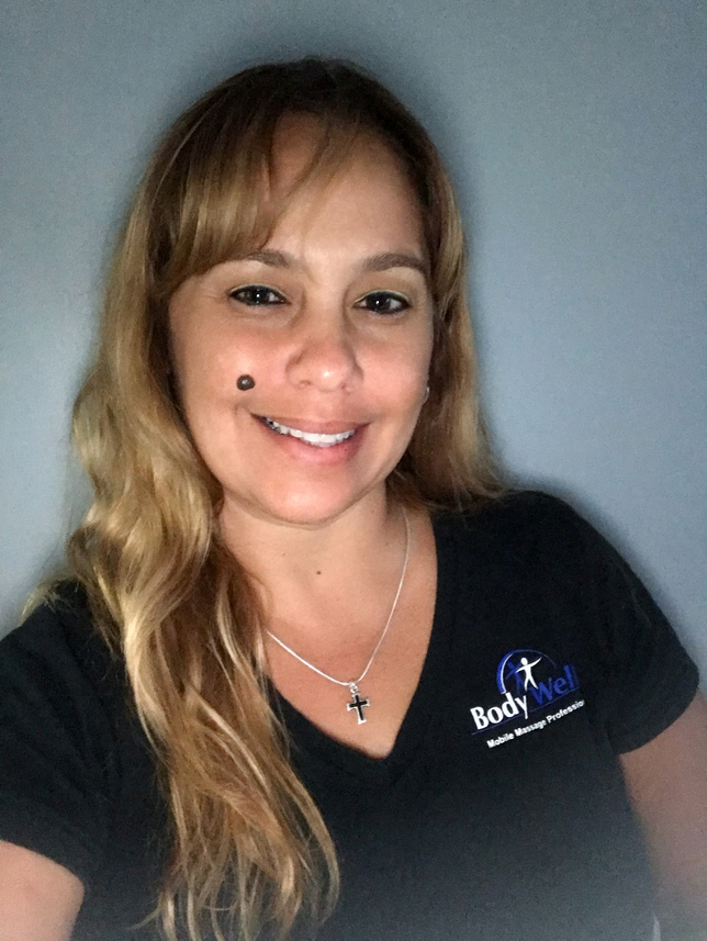 traveling massage therapist miami