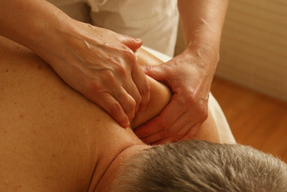 Types of disability special needs Massages